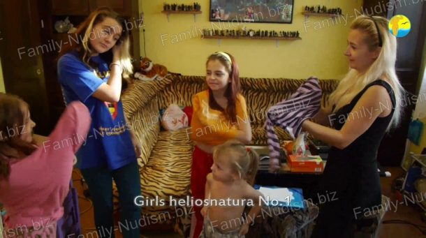 Girls Heliosnatura No.1 - Naturist Freedom