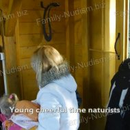 Young Cheerful Time Naturists – Naturist Freedom