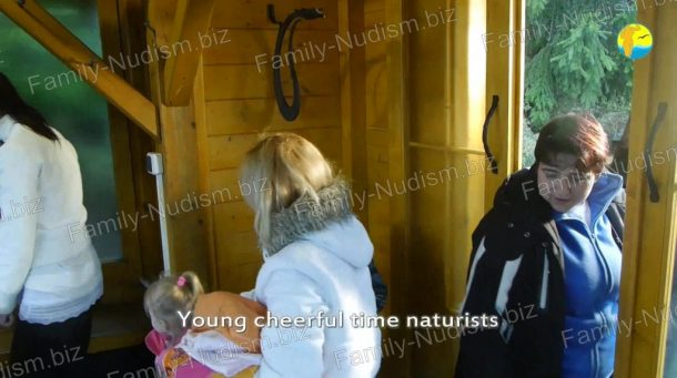 Naturist Freedom - Young Cheerful Time Naturists