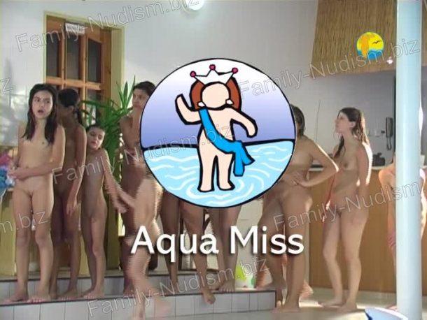 Aqua Miss - Naturist Freedom