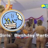 Girls' Birthday Party – Naturist Freedom