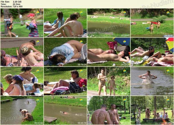 Bathing in a Bahnak - shots 1