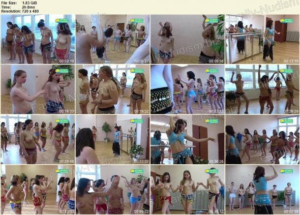 Belly-Dancing - thumbnails 1