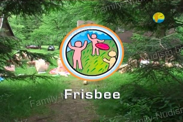 Frisbee shot