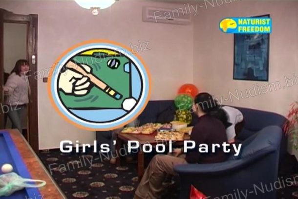 Cover of Girls' Pool Party