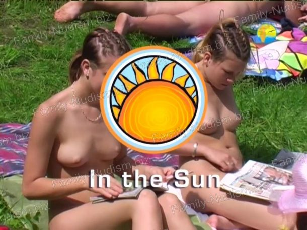 Cover of In the Sun