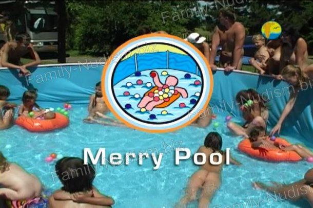 Merry Pool - frame