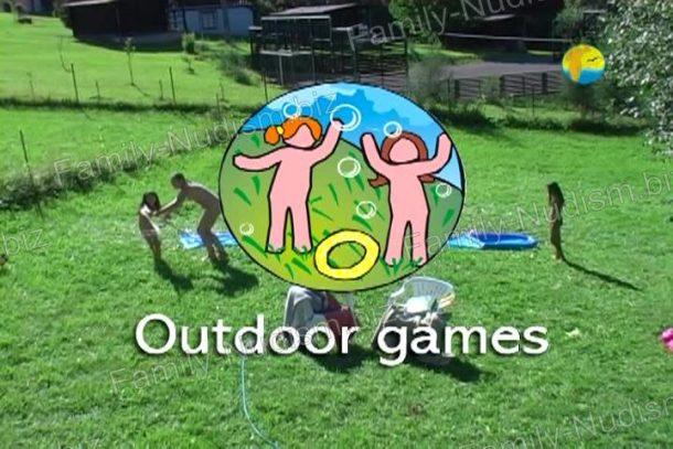 Outdoor Games - shot