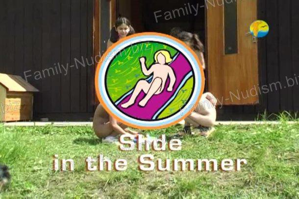 Slide in the Summer - shot