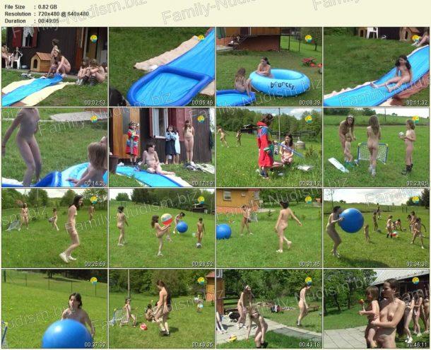 Slide in the Summer screenshots 1