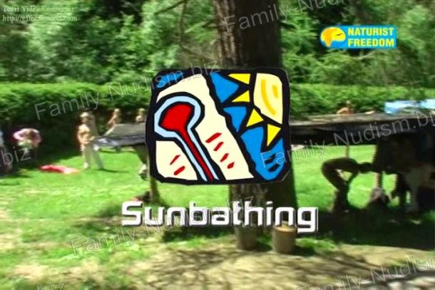 Cover of Sunbathing