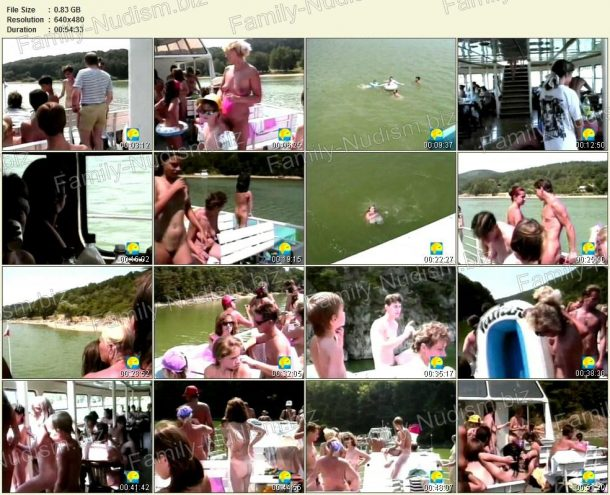 Thumbnails Cruising Lake Naked 1