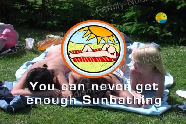 You can never get enough Sunbathing - screenshot