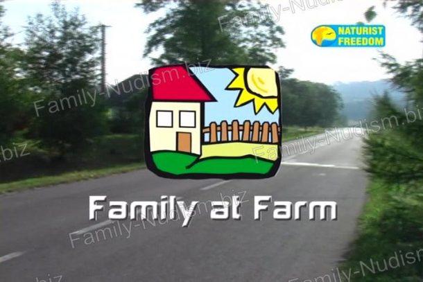 Family at Farm - video still