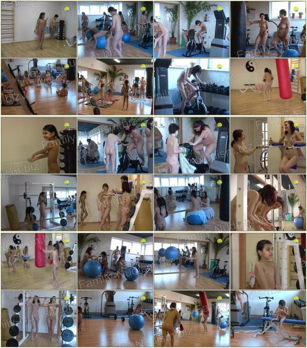 Thumbnails Fitness Girls 1