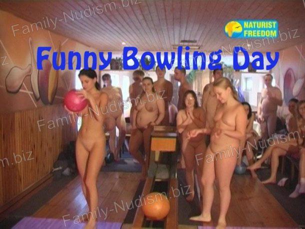 Funny Bowling Day - screenshot