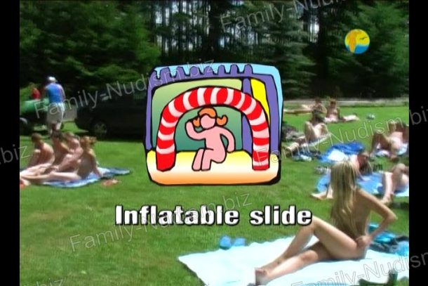 Inflatable Slide snapshot