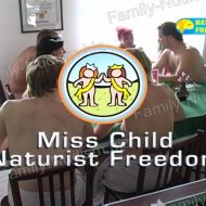 Miss Child Naturist Freedom