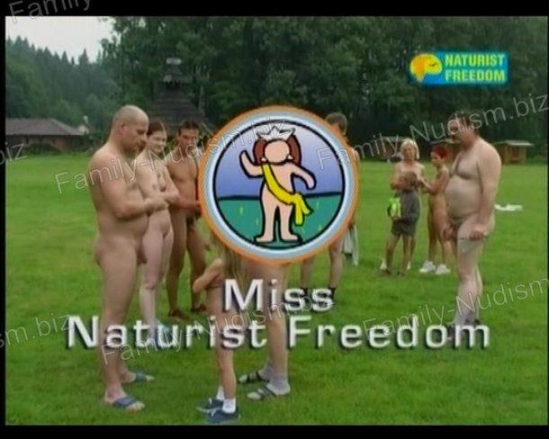 Miss Naturist Freedom