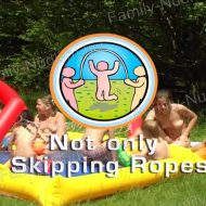 Not Only Skipping Ropes – Naturist Freedom