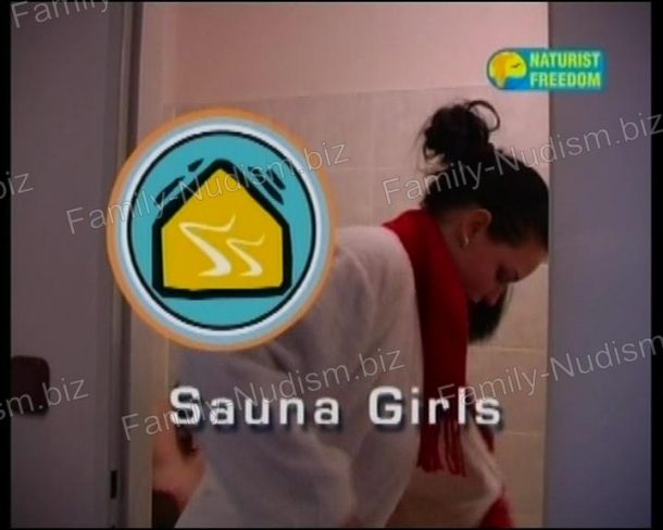 Sauna Girls - Naturist Freedom