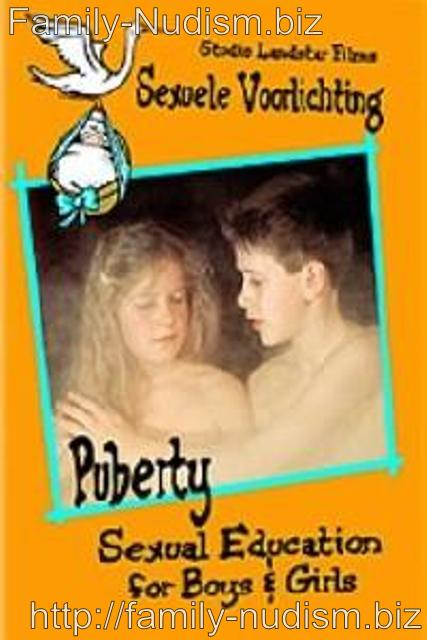 Puberty: Sexual Education for Boys and Girls / Sexuele Voorlichting 1991