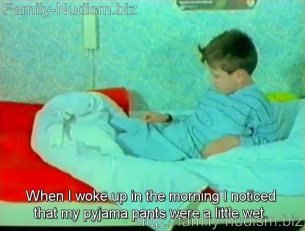 Puberty: Sexual Education for Boys and Girls 1991 screenshot