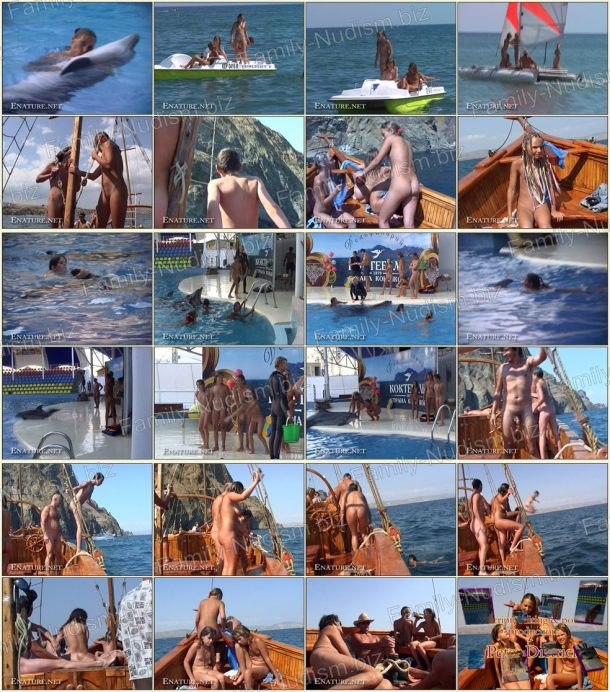 Shots of Enature - Dreaming of Dolphins, Ships and The Sea [Russianbare,AWWC] 1