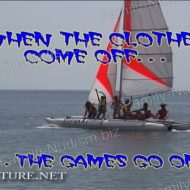 ENature – When The Clothes Come Off… The Games Go On