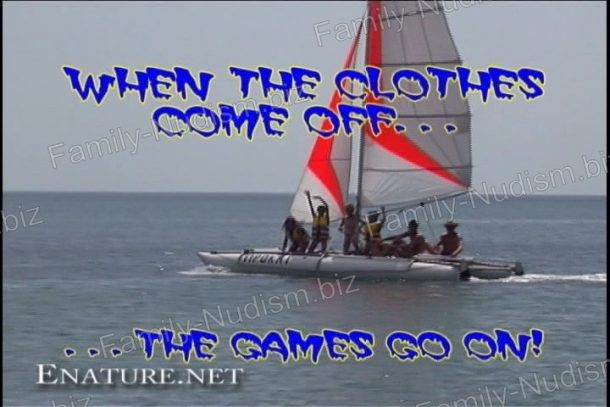 ENature - When The Clothes Come Off... The Games Go On video still