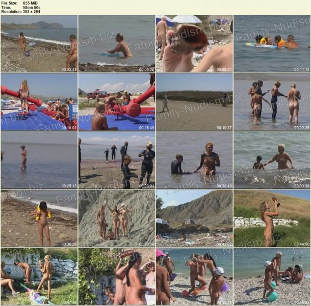 AWWC - Fun In The Crimean Sun - frames 1