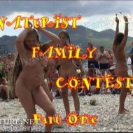 ENature – Naturist Family Contest Part One
