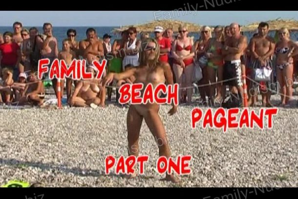 AWWC - Family Beach Pageant Part One - snapshot