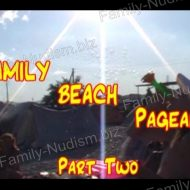 ENature – Family Beach Pageant Part Two