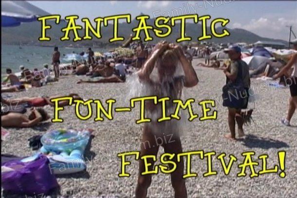 Cover of ENature - Fantastic Fun Time Festival