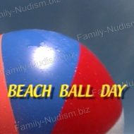 RussianBare – Beach Ball Day