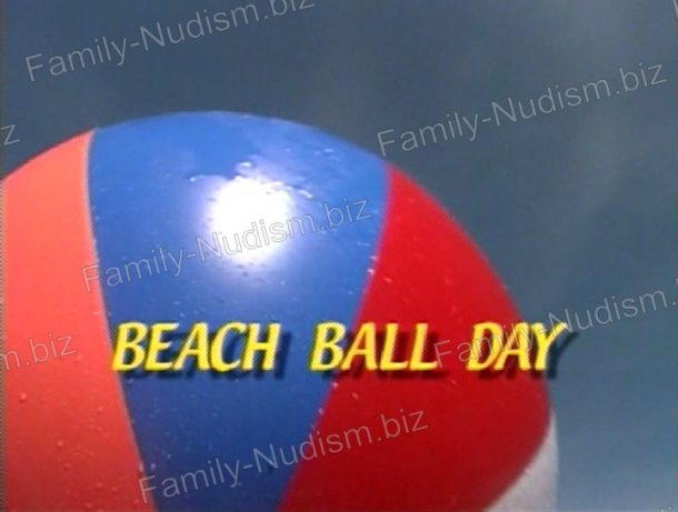 Video still of RussianBare - Beach Ball Day