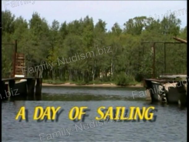 ENature - A Day of Sailing - frame