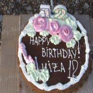 AWWC – Happy Birthday Luiza