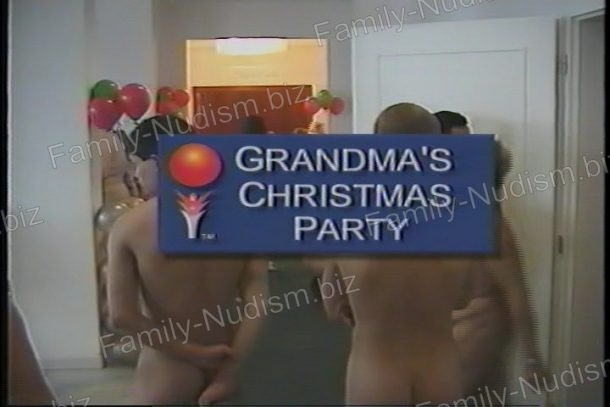 Helios Natura - Grandma's Christmas Party - video still