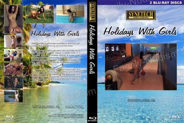 Synetech - Holidays With Girls disc 2 video still
