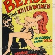 The Beast That Killed Women 1965 – Nudist Movie