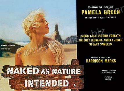 Screenshot of Naked as Nature Intended 1961
