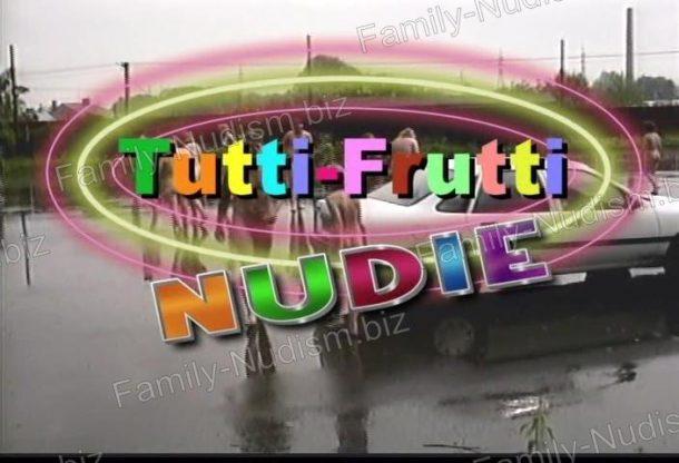 EurovidFKK - Tutti-Frutti Nudie [EVFKK] cover