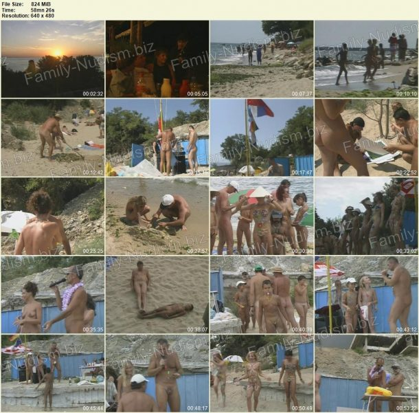 Snapshots Back to Bare in Bulgaria - KCN - Kiev Commonwealth of Naturists 1