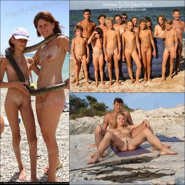 RussianBare Pictures - nude photos family nudism