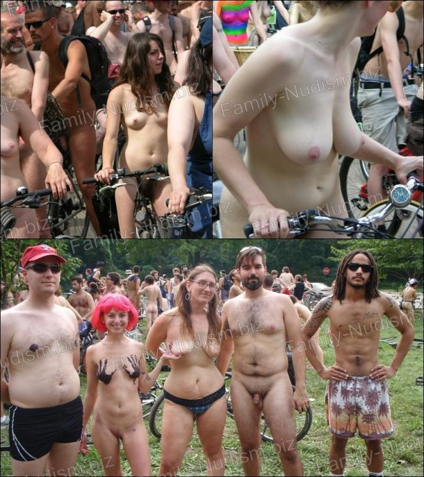 World Naked Bike Ride UK 2011
