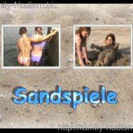 Sandspiele – Naturistin.com