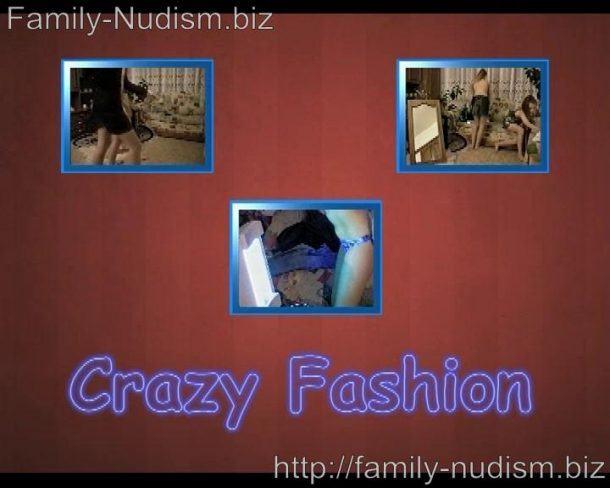 Crazy Fashion - Naturistin.com