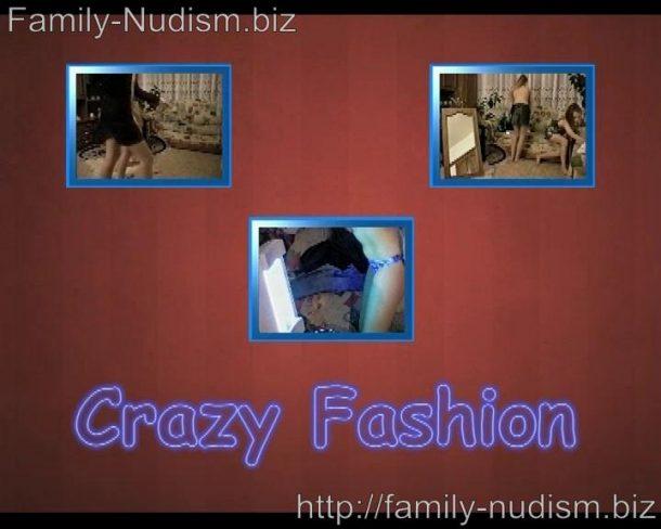 Crazy Fashion - Naturistin.com
